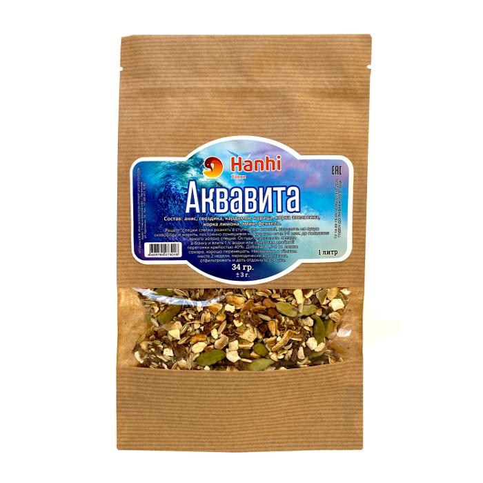 Набор трав и специй Аквавита