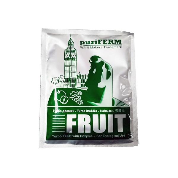 Дрожжи спиртовые PURIFERM Fruit*
