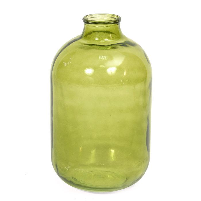 Банка 10 л (зелёное стекло)