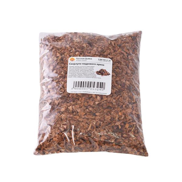 Skořápky z cedrových oříšků, 200 g