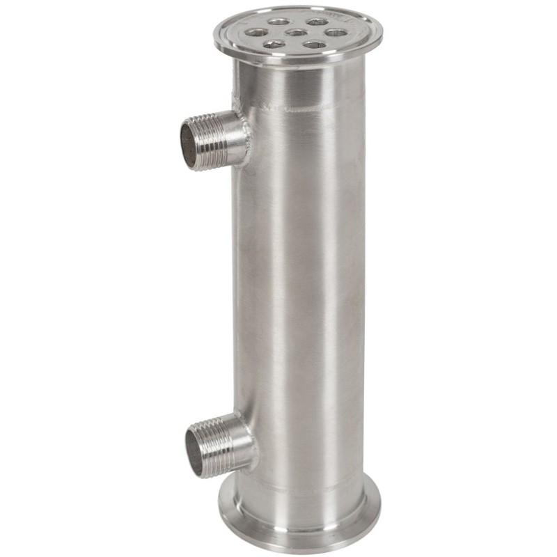 Дефлегматор 2 дюйма (7 трубок по 12 мм)*