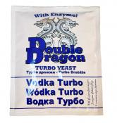 Турбо дрожжи DoubleDragon Vodka, 72 г