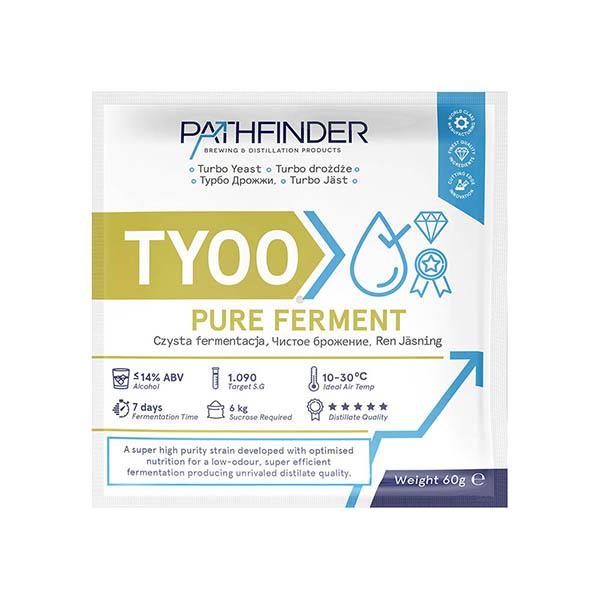Дрожжи спиртовые Pathfinder «Pure Ferment», 60 г*