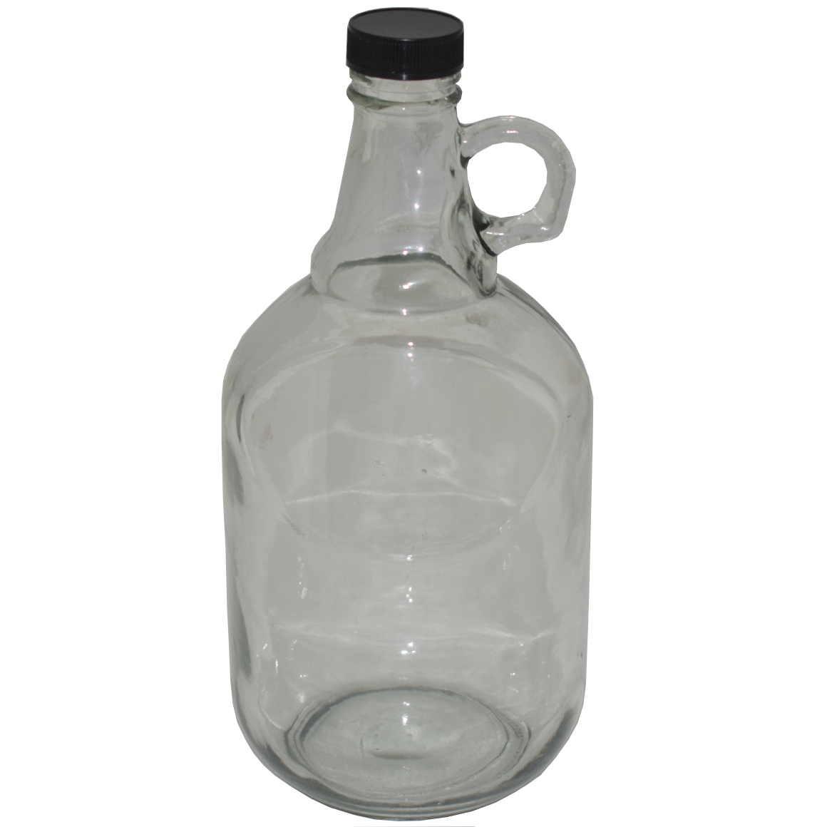 Бутыль винная 2 литра с ручкой*
