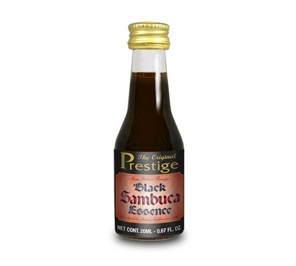 Эссенция PRESTIGE Sambuca Black Черрная Самбука, 20 мл*