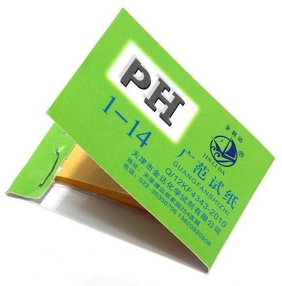 Тест-бумага 1-14 Ph
