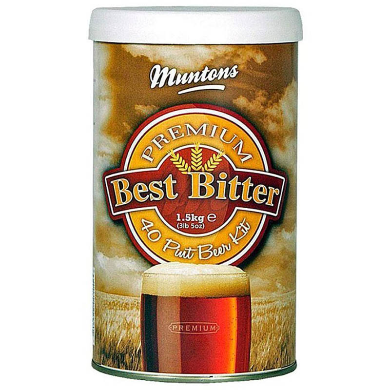 Экстракт солодовый MUNTONS Bitter